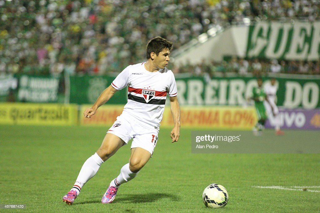 Chapecoense v Sao Paulo - Brasileirao Series A 2014