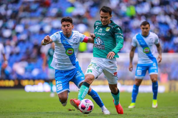 MEX: Puebla v Leon - Torneo Apertura 2021 Liga MX