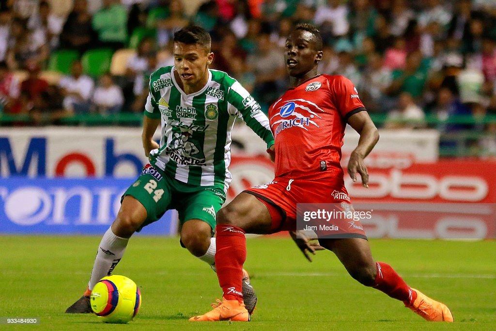 Leon v Lobos BUAP - Torneo Clausura 2018 Liga MX