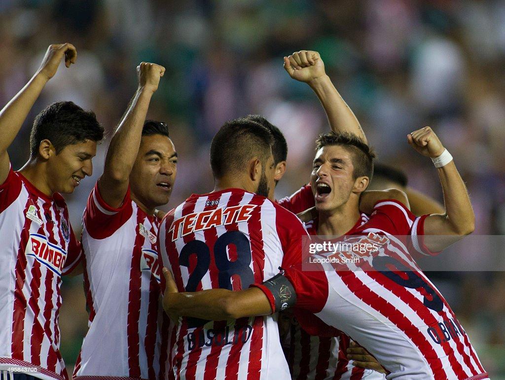 Leon v Chivas - Copa Corona MX Apertura 2015