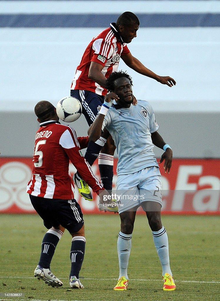 Sporting KC v Chivas USA : News Photo