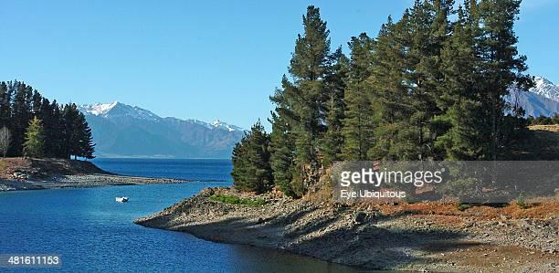 Otago General View Of Lake Wanaka
