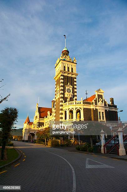 Otago Museum of Immigration, which is a Gothic building, built in 1873, is the first church in Dunedin City, is now the city of Otago Museum, museum...