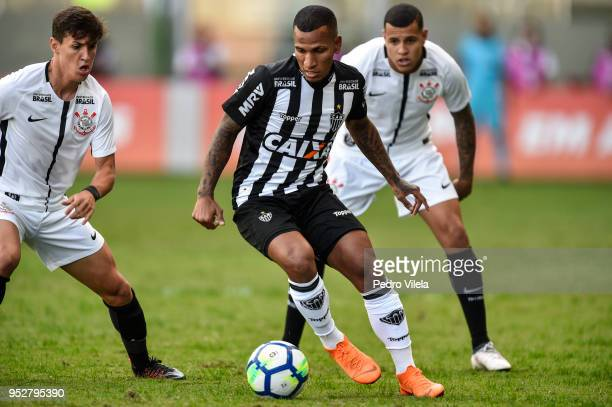 Otero of Atletico MG a match between Atletico MG and Corinthians as part of Brasileirao Series A 2018 at Independencia stadium on April 29, 2018 in...