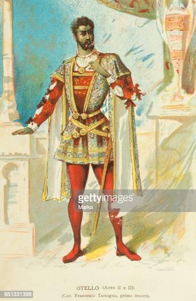 Othello Opera Alfredo Edel Costumes
