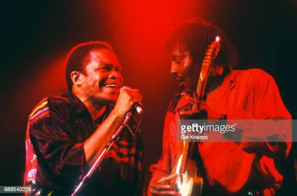 Otis Clay Albert Collins Rhythm and Blues Festival Peer Belgium