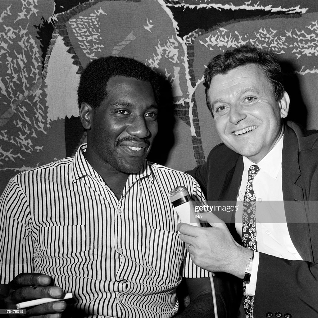 Pop Club: Otis Redding : News Photo