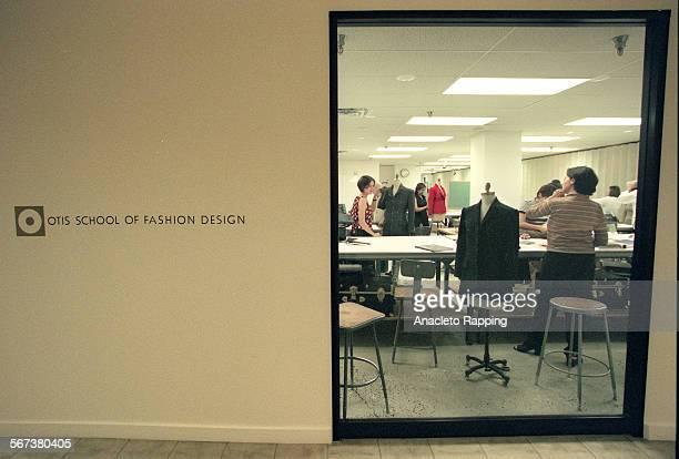 Otis School Of Fashion Design School Style