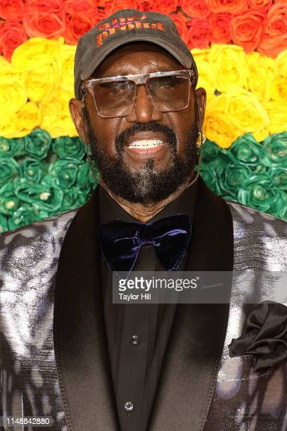 Otis Williams attends the 2019 Tony Awards at Radio City Music Hall on June 9 2019 in New York City
