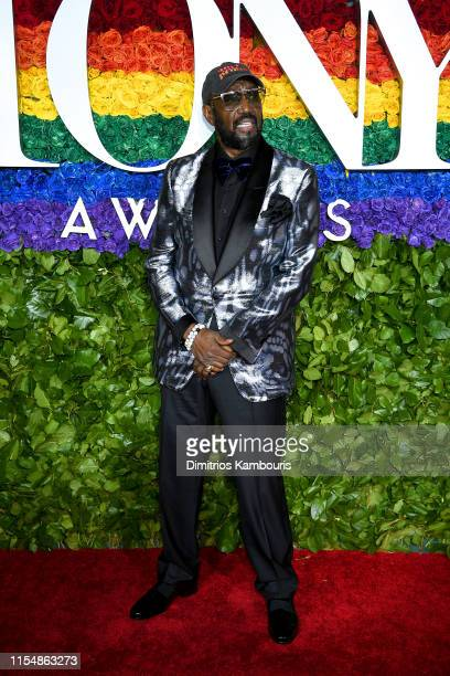 Otis Williams attends the 73rd Annual Tony Awards at Radio City Music Hall on June 09 2019 in New York City