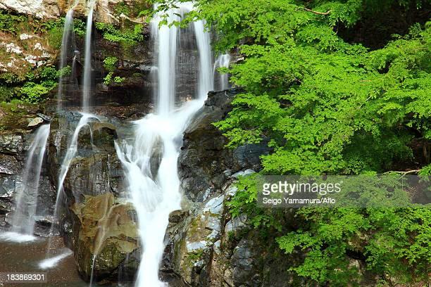 Otodoro waterfall, Tokushima Prefecture