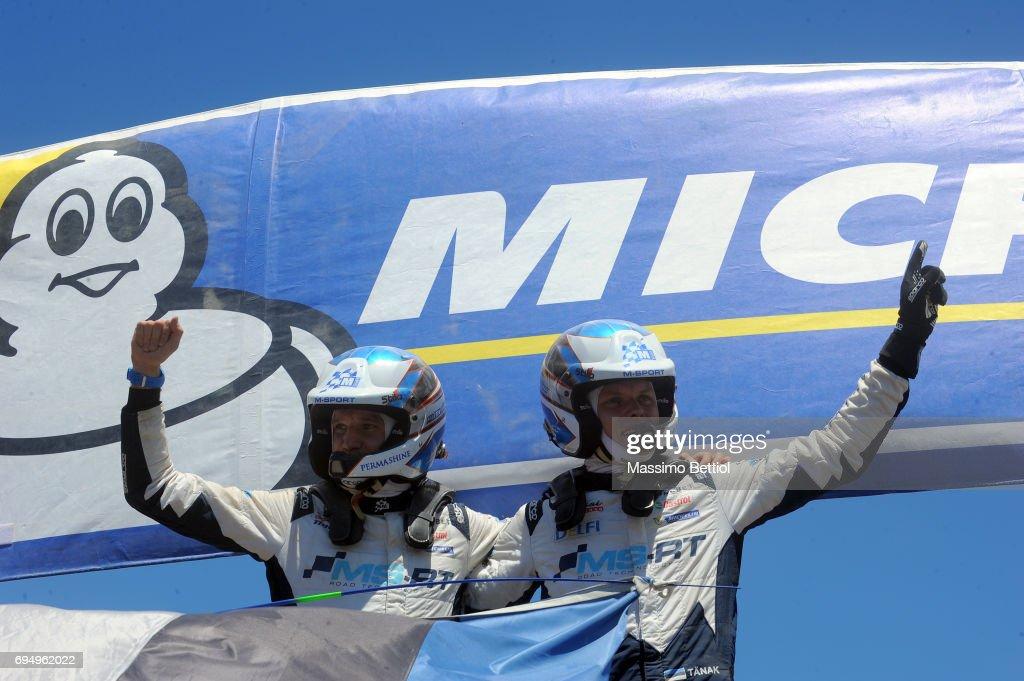 FIA World Rally Championship Italy - Day Three