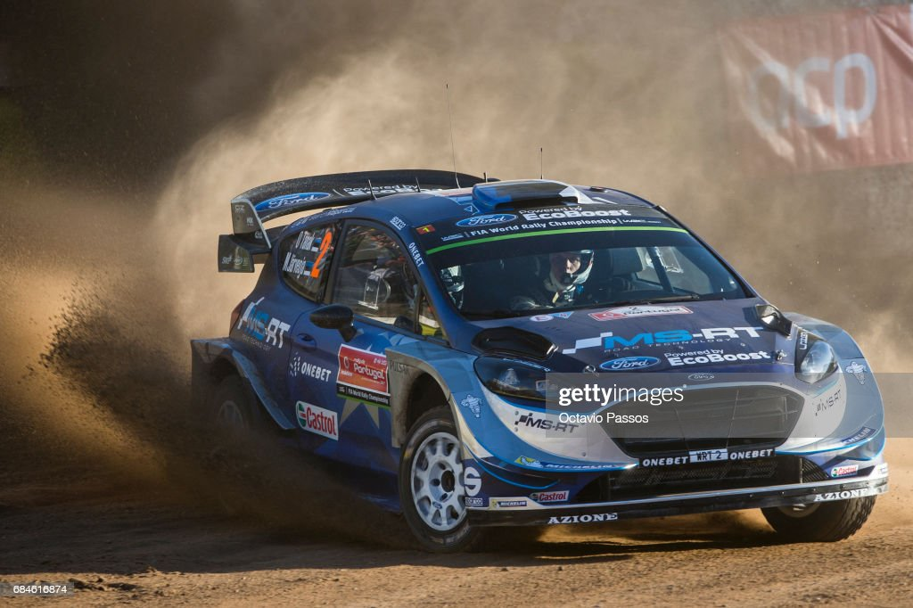 FIA World Rally Championship Portugal - Shakedown