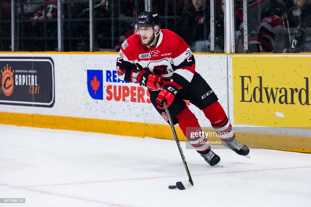 noel 2018 ottawa OHL: MAR 4 Knights at 67's Pictures | Getty Images noel 2018 ottawa