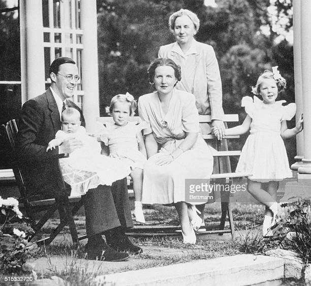 The Royal Family Of The Netherlands The latest picture of the Netherlands Royal family posed outside their home near Ottawa August 31st will mark the...