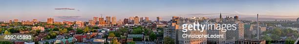 ottawa city skyline panorama - ottawa stock pictures, royalty-free photos & images