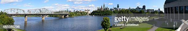 ottawa panorama - gatineau stock pictures, royalty-free photos & images
