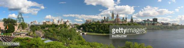 Panorama-Landschaft in Ottawa