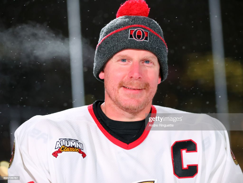 2017 Scotiabank NHL100 Classic - Ottawa Senators Red-White Alumni Game