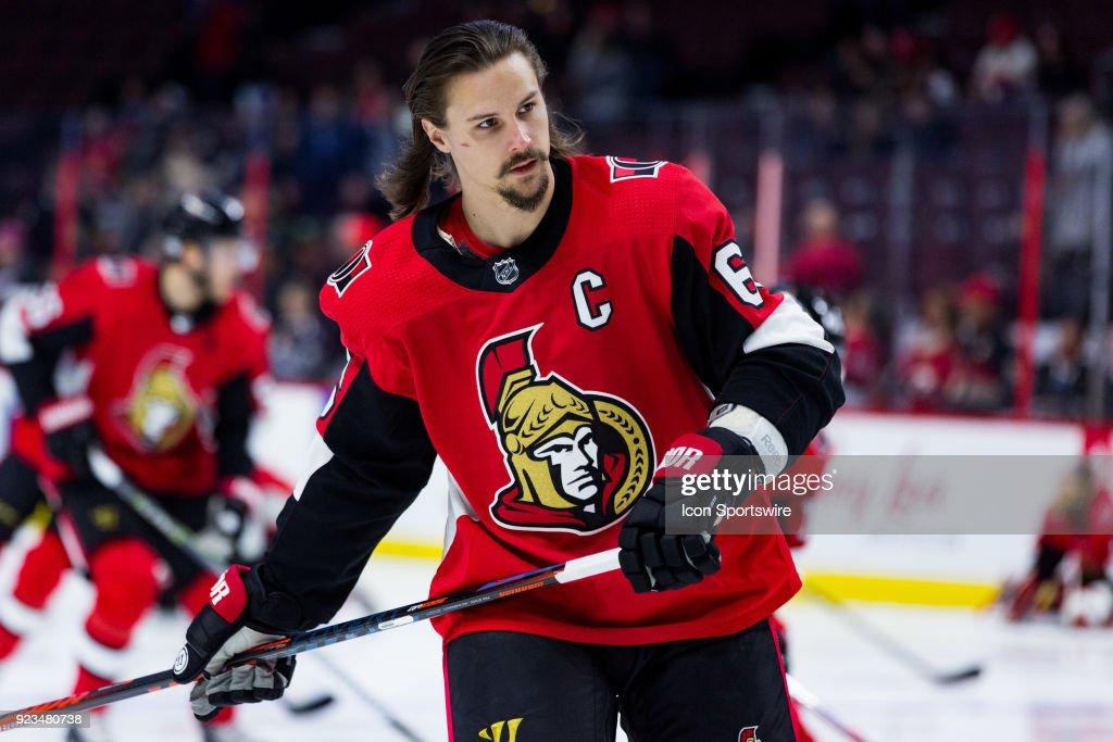 NHL: FEB 22 Lightning at Senators : News Photo