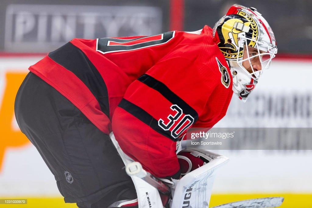 NHL: FEB 06 Canadiens at Senators : News Photo