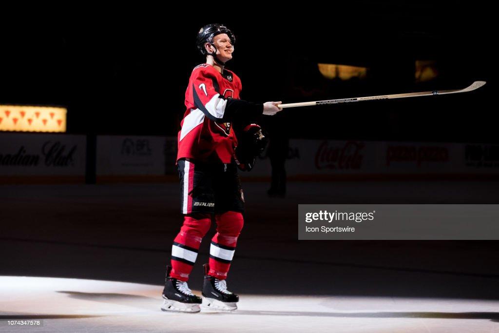 NHL: DEC 17 Predators at Senators : News Photo