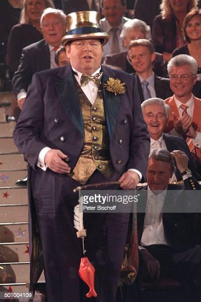 """Ottfried Fischer, ARD-Benefiz-Zirkus-Gala """"Stars in der Manege"""", München, Deutschland, , Prod.-Nr.: 1860/2006, """"Circus Krone"""", Auftritt, Publikum,..."""