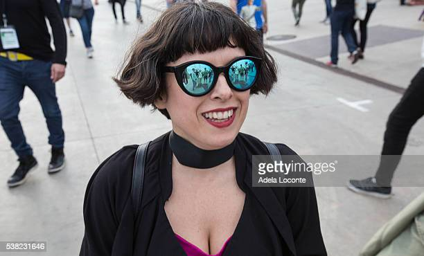 Otti Ramirez attends at Primavera Sound Day 4 on June 4 2016 in Barcelona Spain