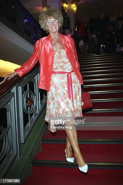 Ottilie Krug at the anniversary gala to 25 Years of New FriedrichstadtPalast In Berlin