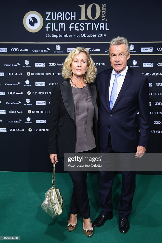 '10 Years Anniversary ZFF' Green Carpet Arrivals - Zurich Film Festival 2014
