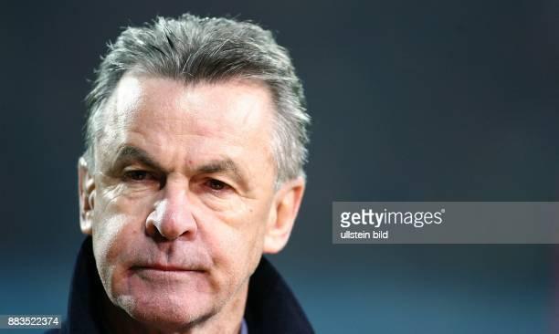 Ottmar Hitzfeld Trainer FC Bayern Muenchen D