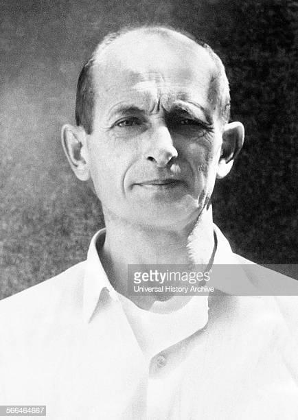 Otto Adolf Eichmann German Nazi SS lieutenant colonel Major organiser of the Holocaust during World War II