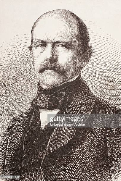 Otto Eduard Leopold, Prince Of Bismarck, Duke Of Lauenburg, 1815 – 1898, Aka Otto Von Bismarck. Prussian-German Statesman Who Unified Germany. From...