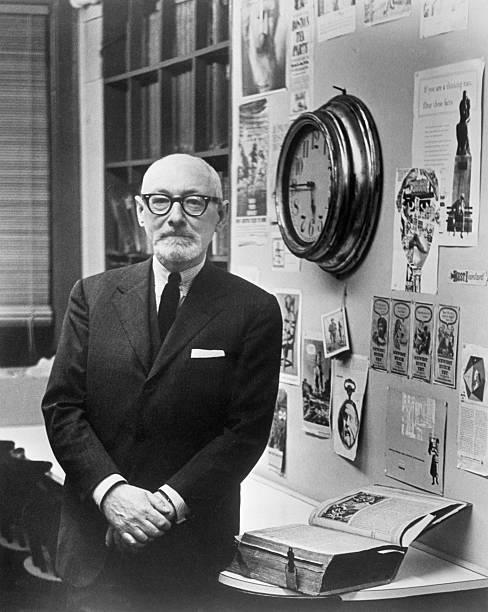 UNS: Bettmann Moments-Otto Bettmann And The Bettmann Archive