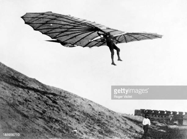 Otto Lilienthal German engineer and pioneer of flying 18901896