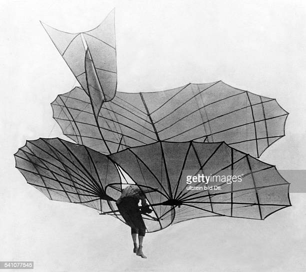 Otto Lilienthal*2305184810081896Pioneer of aviation Germanyduring a gliding flight in one of his biplanes