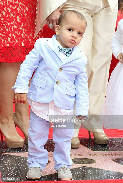 Otto Padron attends a ceremony honoring Angelica Maria with a Star on The Hollywood Walk of Fame on May 25 2016 in Hollywood California