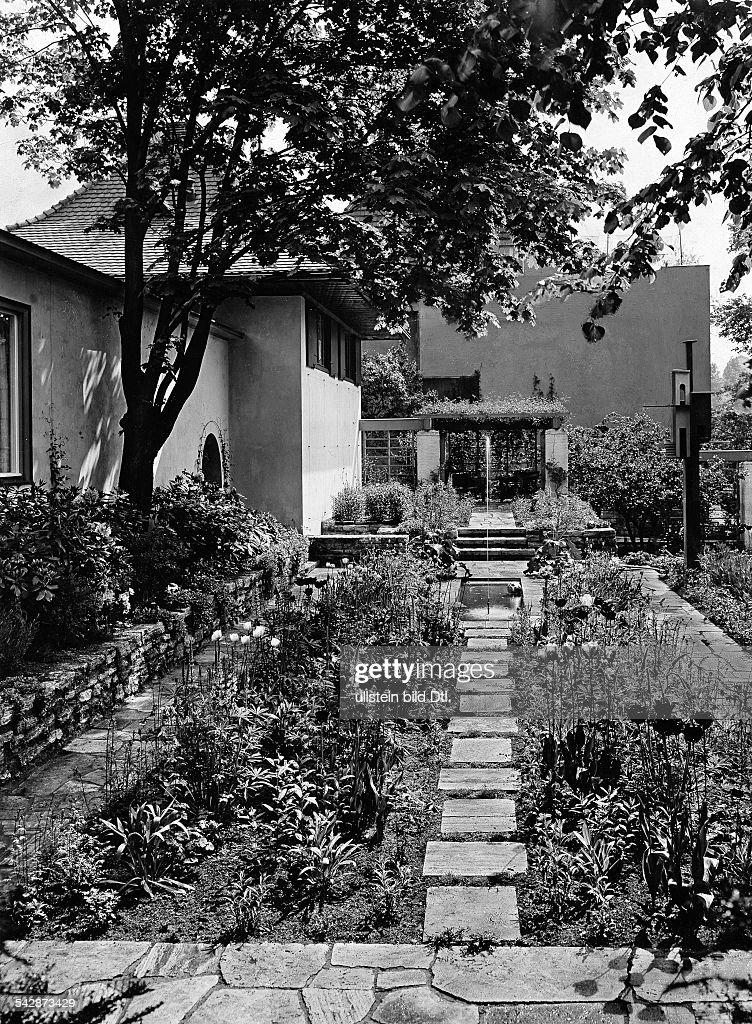 Architekt In Berlin otto rudolf salvisberg wohnhaus in berlin 1927 pictures getty images