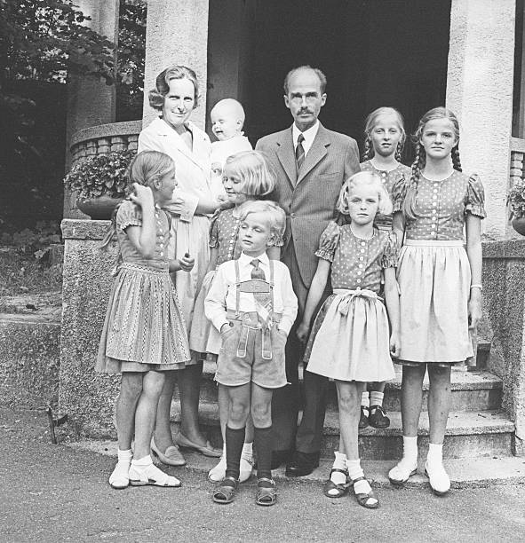 Getty Familie