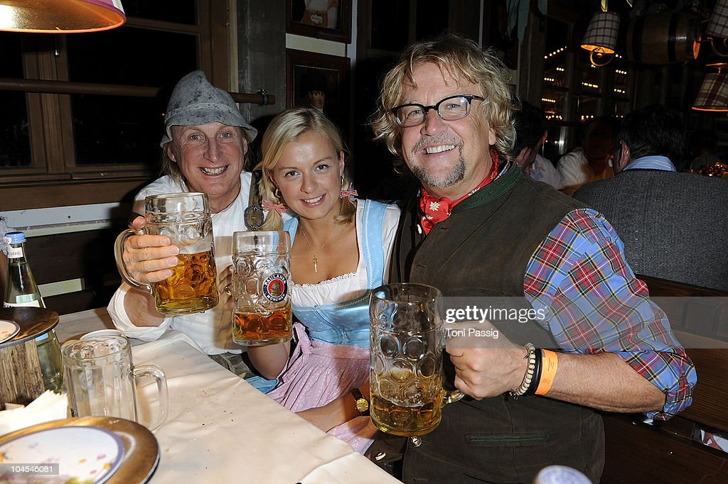 Oktoberfest 2010 - Celebrity Sighting - Day 11