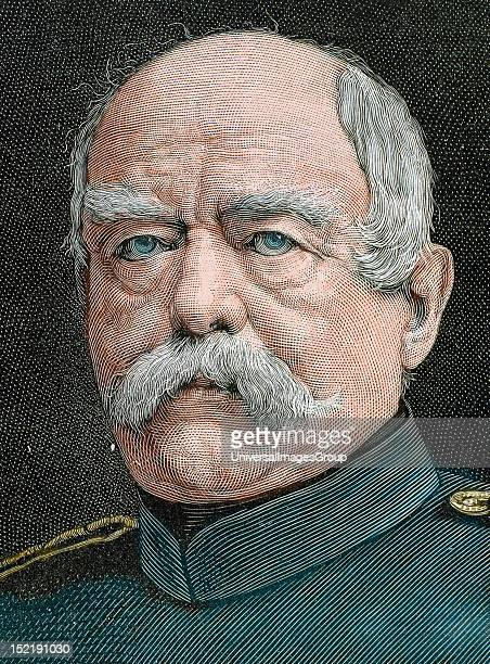 Otto-Leopold, Prince of , German statesman, Proclamed Chancellor of the Empire in 1871, In 1890 William II forced him to resign, Nineteenth-century...