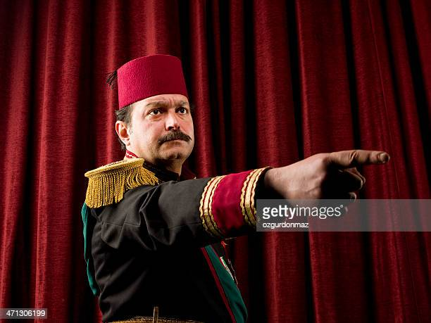 ottoman man - acting stock pictures, royalty-free photos & images