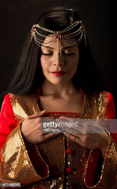 ottoman princess - ottoman sultan stock pictures, royalty-free photos & images
