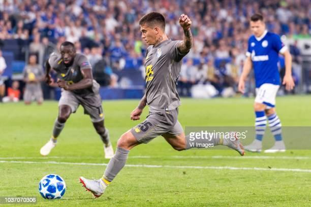 Otávio Edmilson Da Silva Monteiro of FC Porto scores a penalty DFL REGULATIONS PROHIBIT ANY USE OF PHOTOGRAPHS AS IMAGE SEQUENCES AND/OR QUASIVIDEO...