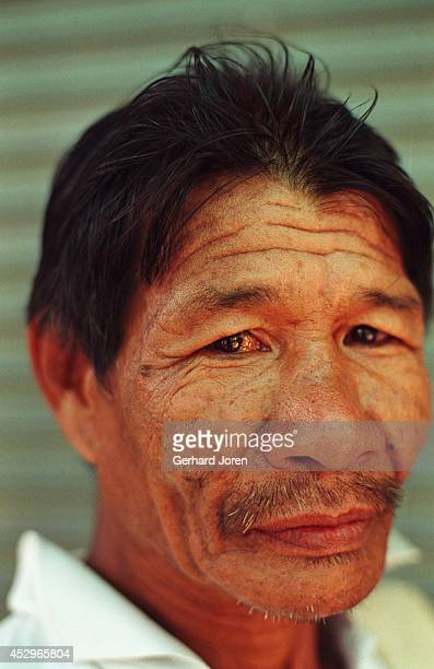 Ou Tin Tan is a 74 yearold boxing referee and a former bareknuckle boxer from Burma In his youth he killed a man during a fight in the ring and over...