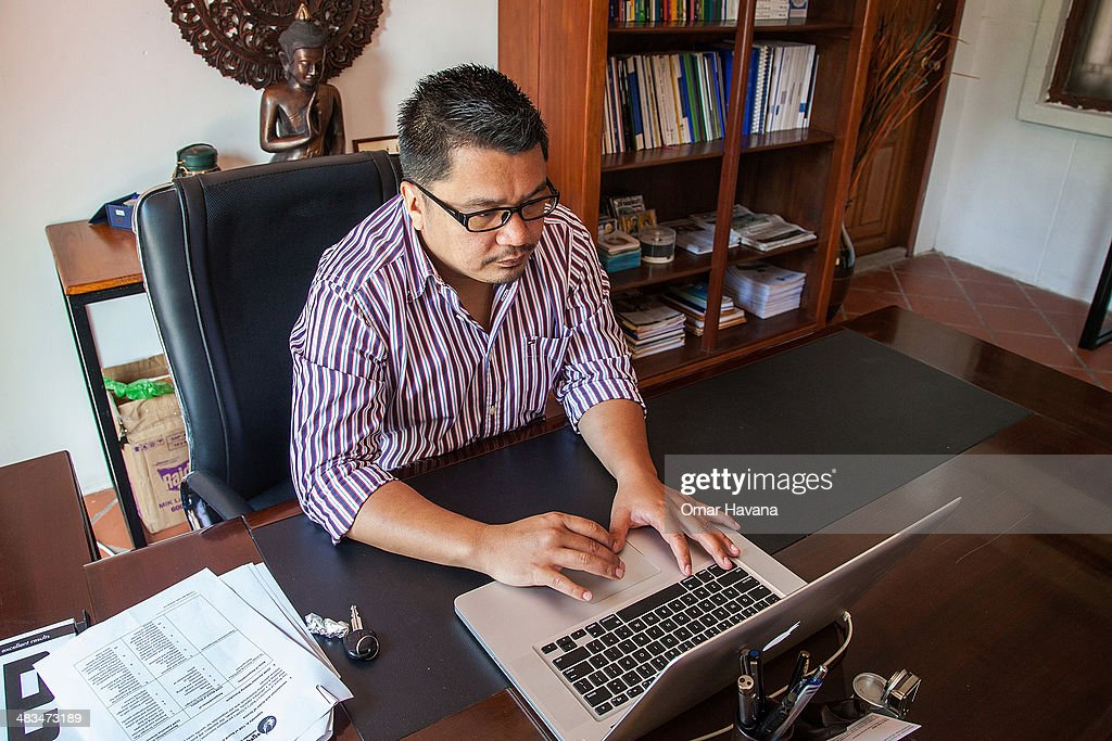 Controversial Cyber Bill Leaked In Cambodia : News Photo