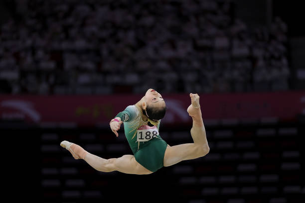 CHN: 2021 China National Gymnastics Championship & Tokyo Olympic Trials - Day 4
