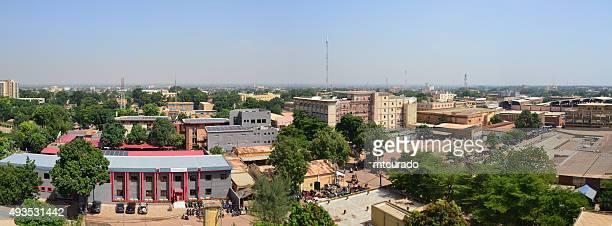Ouagadougou panorama