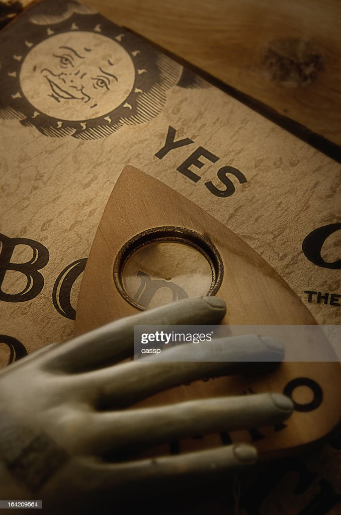 Ouija Board : Stock Photo