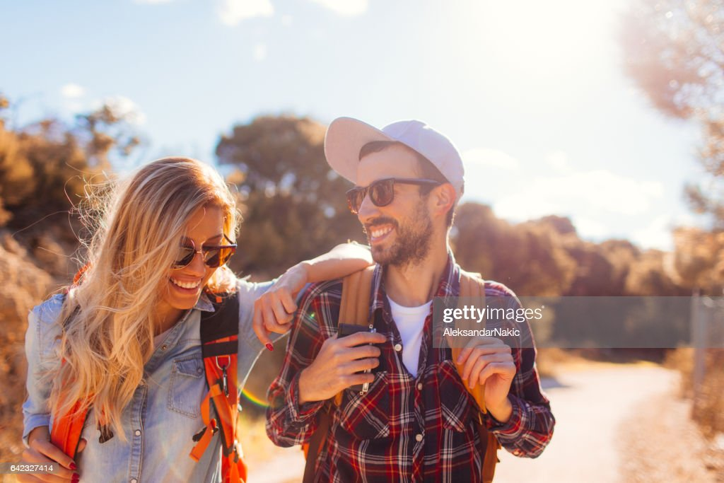 Our active vacation : Stock Photo